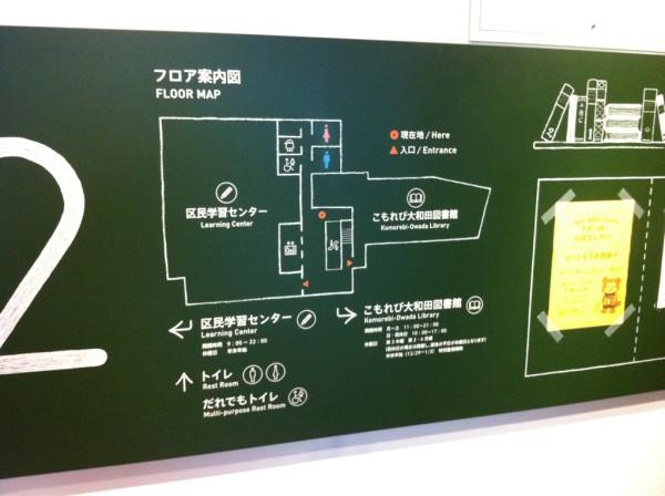 こもれび大和田図書館
